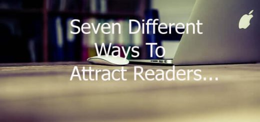Different Ways To Attract Readers